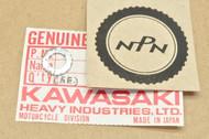 NOS Kawasaki A1 A7 AR50 C2 EN450 EN500 F11 F12 F3 F4 F5 F6 F7 F8 F81 F9 G31 G3 G4 G5 Washer 410B0600
