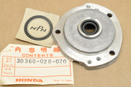 NOS Honda ATC90 CL90 CT90 Trail 90 S90 ST90 Points Base 30360-028-020