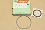 NOS Yamaha 1974-76 MX125 1974-77 YZ125 .25 Oversize Piston Ring for 1 Piston = 1 Ring 401-11611-11