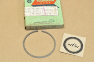 NOS Yamaha 1974-76 MX125 1974-77 YZ125 .50 Oversize Piston Ring for 1 Piston = 1 Ring 401-11611-21