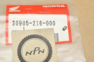 NOS Honda ATC200 CB750 CBX CL360 CT90 GL1200 SL350 ST90 TL250 TRX200 XL250 XR200 Cam Shaft Pin 30905-216-000