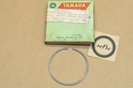 NOS Yamaha 1974-76 MX125 1974-77 YZ125 0.75 Oversize Piston Ring for 1 Piston = 1 Ring 401-11611-31