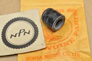 NOS Honda CT70 CT70H QA50 Z50 K0-1978 1979-99 Z50 R 1986 Z50RD Front Fork Stopper Rubber 51506-064-020