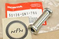 NOS Honda XR100 R XR80 R Engine Hanger Collar 50136-GN1-760