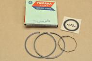 NOS Yamaha 1976-78 RD400 Standard Piston Ring Set for 1 Piston = 3 Ring 1A1-11610-00