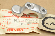 NOS Honda S65 Upper Handlebar Holder Top Clamp 53131-035-000