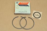 NOS Yamaha 1965-66 YM1 Standard Size Piston Ring Set for 1 Piston = 2 Rings 159-11601-00