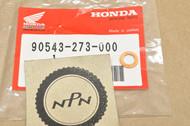 NOS Honda CB450 CBX CL450 CR250 GL1000 SL350 VF750 VT1100 XL250 XR350 XR80 Gasket Washer 90543-273-000