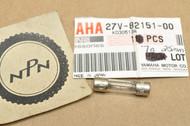 NOS Yamaha CE50 CG50 CY50 Jog CW50 Zuma SH50 Razz Fuse 7A 27V-82151-00