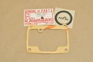 NOS Kawasaki KDX175 KX125 Carburetor Float Bowl Chamber Gasket 11009-1079