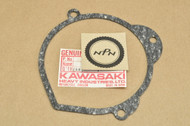 NOS Kawasaki 1979-81 KZ1300 Pick Up Pulsing Coil Cover Cap Gasket 11009-1086