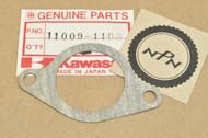 NOS Kawasaki 1979-82 KZ1300 1983-88 ZN1300 Voyager Radiator Hose Tube Fitting Gasket 11009-1100