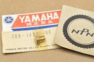 NOS Yamaha 1983-86 TT600 1985 TY350 Carburetor Main Jet #136 288-14343-68