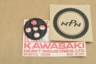 NOS Kawasaki EN500 EX250 EX500 KL650 KLX650 KZ305 KZ440 KZ550 KZ650 KZ750 Petcock Gasket 11009-1188