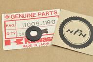 NOS Kawasaki KDX175 KDX250 KX250 KDX420 KX420 KX500 Cable Guide Gasket 11009-1190