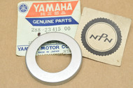NOS Yamaha 1971 JT1 Steering Stem Ball Bearing Race Cover 288-23415-00