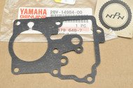 NOS Yamaha 1983 XZ550 Carburetor Float Chamber Gasket 28V-14984-00