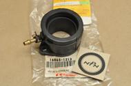 NOS Kawasaki 1990-93 ZX600 Ninja Intake Manifold Carburetor Boot Joint 16065-1213