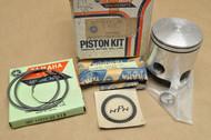 NOS Yamaha 1974-76 RD200 Standard Size Piston, Ring , Pin & Clips Kit 397-11630-00