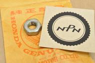NOS Honda C100 C102 C105 T CM91 CT200 CT90 QA50 Crankcase Cover Nut 8mm 90281-001-000