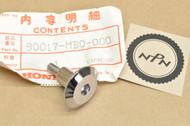 NOS Honda VF1100 VF700 VF750 VT500 Cylinder Head Cover Bolt 90017-MB0-000
