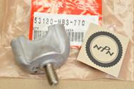 NOS Honda CN250 TRX125 TRX200 TRX300 Handle Bar Lower Clamp Holder 53130-HB3-770