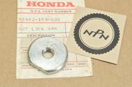 NOS Honda CB125 CM185 CM200 XL100 XL75 XL80 XR75 XR80 Shock Lock Nut 52482-153-003