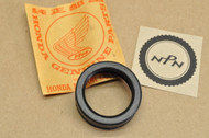 NOS Honda CB350 CB72 CB77 CL350 CL72 CL77 SL175 SL350 XL250 Swing Arm Dust Seal Cap Rubber 52145-329-000