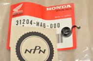 NOS Honda ATC250 CB650 FL350 TRX250 VF1100 VF700 VT1100 VT500 Starter Motor Brush Spring 31204-MA6-000