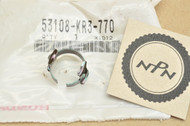 NOS Honda CMX250 C CMX450 C Rebel Handle Bar End Weight Snap Ring 53108-KR3-770