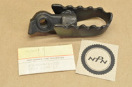NOS Honda XL125 XL185 XL250 XR185 XR200 XR250 XR500 Left Foot Peg Rest Step 50642-428-000