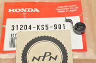 NOS Honda CB125 CB400 CB750 CBR600 CMX250 GB500 NX250 NX650 VF750 Starter Motor Brush Spring 31204-KS5-901