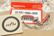 NOS Honda ATC125 CH250 FT500 TR200 TRX200 VF1100 VT700 VT750 VTR250 Starter Motor Brush Set 31201-KM3-000