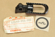 NOS Honda TL125 XL125 Left Foot Peg Rest Step 50642-355-000