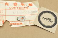 NOS Honda ATC250 C100 C102 C105 C110 C200 CT110 CT70 CT90 QA50 S90 Front Brake Arm Nut 45436-001-000