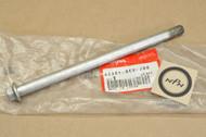 NOS Honda XR100 R XR80 R Rear Wheel Axle Bolt 42301-GCV-J00