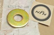 NOS Honda ATC70 ATC90 FL250 Wheel Axle Washer 42322-942-000