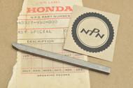 NOS Honda 1977-84 FL250 1985 FL350 Odyssey Primary Shaft Special Key 40527-950-000