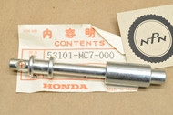 NOS Honda CX500 CX650 TRX200 Fourtrax Handle Weight B 53101-MC7-000