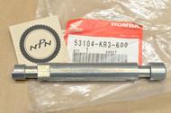 NOS Honda CMX250 Rebel Handle Bar End Weight B 53104-KR3-600