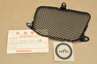 NOS Honda 1984 VF1000 F Interceptor Right Side Air Duct Screen Cover 64109-MB6-000