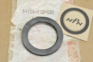 NOS Honda ATC250 ATC350 CA160 CA175 CA95 CB92 CR250 SL175 XL175 XL250 XL350 Stem Dust Seal  53214-200-000