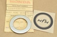 NOS Honda Z50 R Z50 RD Steering Stem Dust Seal Washer 53215-120-000