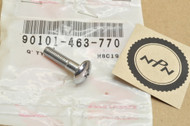 NOS Honda GL1100 Gold Wing GL500 GL650 Silver Wing Wind Shield Screen Garnish Mount Bolt 90101-463-770