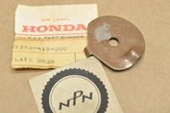 NOS Honda CX500 CX650 GL500 GL650 Points Plate 35753-415-000