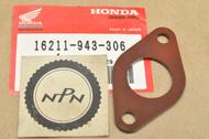 NOS Honda ATC110 ATC125 CT110 TRX125 Carburetor Insulator 16211-943-306