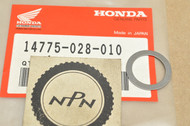 NOS Honda ATC90 C110 CB200 CL200 CL90 CM91 CT90 S90 SL90 ST90 Valve Spring Seat Washer 14775-028-010