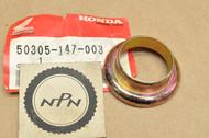NOS Honda NA50 NB50 NC50 NN50 NU50 NX50 TG50 Steering Stem Ball Lower Race 50305-147-003