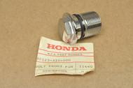 NOS Honda SL350 K0 Front Fork Top Bolt 90123-310-000