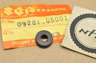 NOS Suzuki TC100 TC125 TM75 TS100 TS125 TS185 TS50 TS75 Clutch Release Screw Dust Seal 09281-05001